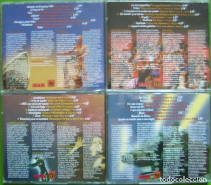 Cine: La Gran Enciclopedia del Cine - En 4 CD-ROM (con pistas de audio) - Foto 2 - 239517640