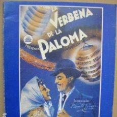 Cine: LIBRO - INVITACION AL CINE HISTORIA DEL CINE NORTEAMERICANO Y ESPAÑOL PROGRAMAS MANO 1929 1959 RARO. Lote 243141355