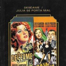 Cinema: LIBRETO DESÉAME / JULIA SE PORTA MAL - JACK CONWAY. Lote 243629630