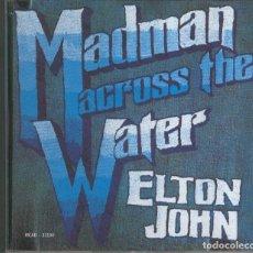 Cine: CD MUSICA: ELTON JOHN – MADMAN ACROSS THE WATER. Lote 243961160