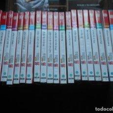 Cine: LOTE 23 CD-ROM DVD ENGLISH BBC EL MUNDO. Lote 243992565