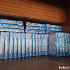 Cine: COLECCION VHS EL MUNDO SUBMARINO JACQUES COUSTEAU. Lote 244015765