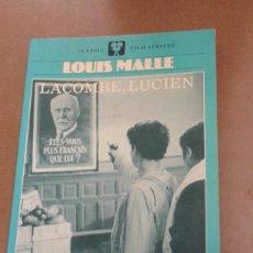 Cine: LACOMBE, LUCIEN. POR LOUIS MALLE CINE. Lote 244339895