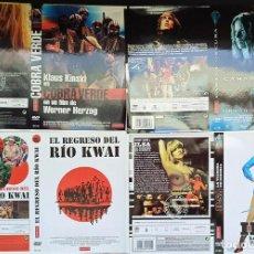 Cine: CARÁTULAS DE DVD SIN DOBLAR - PELICULAS MANGA FILMS - TITULOS VARIOS - 1,00 C/U. Lote 244408440