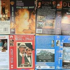 Cine: CARÁTULAS VHS EN BUEN ESTADO - COLECCIONISMO CINE - VARIOS TITULOS - 1,00€ C/U. Lote 244412255