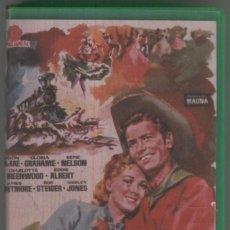 Cine: VHS CINE: OKLAHOMA - FRED ZINNEMANN. Lote 244423565