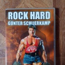 Cine: ROCK HARD - GUNTER SCHLIERKAMP - 90 MINUTOS. Lote 244428980