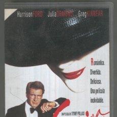 Cine: VHS CINE: SABRINA Y SUS AMORES - SYDNEY POLLACK. Lote 244432845