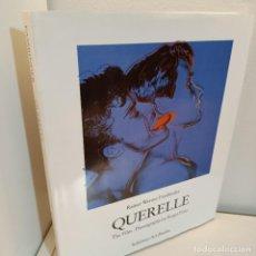 Cinéma: QUERELLE, ANDY WARHOL, 1982, THE FILM, REINES WERNER FASSBINDER, CINE / CINEMAQUERELLE, ANDY WARHOL,. Lote 244850260