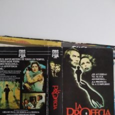 Cinéma: SOLO CARATULA ~ LA PROFECIA ~. Lote 244984555