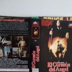 Cinéma: SOLO CARATULA ~ EL CORAZÓN DEL ANGEL ~. Lote 244991515