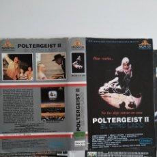 Cinema: SOLO CARATULA ~ POLTERGEIST 2 ~. Lote 244998265