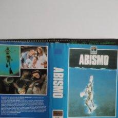 Cinéma: SOLO CARATULA ~ ABISMO ~. Lote 244999395