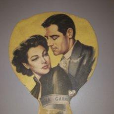 Cinema: ABANICO CARTÓN. AVA GARDNER Y MARIO CABRÉ. PELÍCULA PANDORA. 1951. Lote 245424940