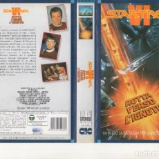 Cinema: CARATULA ORIGINAL - STAR TREK VI - ITALIANO. Lote 245567820