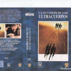 Cine: LA INVASIÓN DE LOS ULTRACUERPOS. Lote 245778070