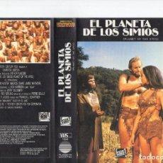 Cine: EL PLANETA DE LOS SIMIOS. Lote 247659890