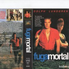 Cine: FUGA MORTAL. Lote 251637890