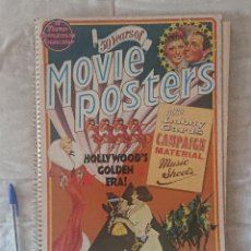 Cine: 50 YEARS OF MOVIE POSTERS ALSO LOBBY CARDS, CAMPAIGN MATERIAL, MUSIC SHEETS · HOLLYWOOD GOLDEN ERA. Lote 252762675