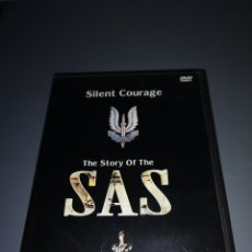 Cine: T1P109. DVD. THE STORY OF THE SAS. Lote 254331610