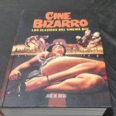 Cinema: CINE BIZARRO LOS CLÁSICOS DEL CINEMA BIS. Lote 254914285