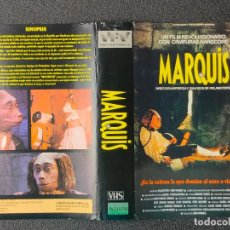 Cine: CARATULA ORIGINAL - MARQUIS *PEDIDO MINIMO 5 EUROS*. Lote 255945330