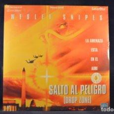 Cinema: SALTO AL PELIGRO - LASER DISC. Lote 257800855
