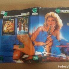 Cinema: CARATULA SEXY REMINGTON STYL VHS. Lote 257948135