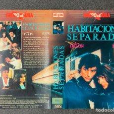 Cinema: CARATULA ORIGINAL - HABITACIONES SEPARADAS *PEDIDO MINIMO 5 EUROS*. Lote 258248790