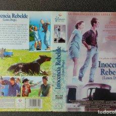 Cinema: CARATULA ORIGINAL - INOCENCIA REBELDE (LAWN DOGS) *PEDIDO MINIMO 5 EUROS*. Lote 258252255