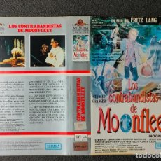 Cinema: CARATULA ORIGINAL - LOS CONTRABANDISTAS DE MOONFLEET *PEDIDO MINIMO 5 EUROS*. Lote 258518690