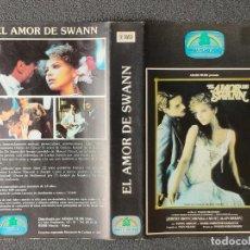 Cinema: CARATULA ORIGINAL - EL AMOR DE SWANN *PEDIDO MINIMO 5 EUROS*. Lote 258568670