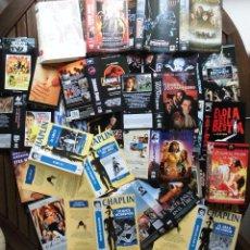 Cine: LOTE 37 CARATULAS VHS DE PELICULAS. Lote 260457685