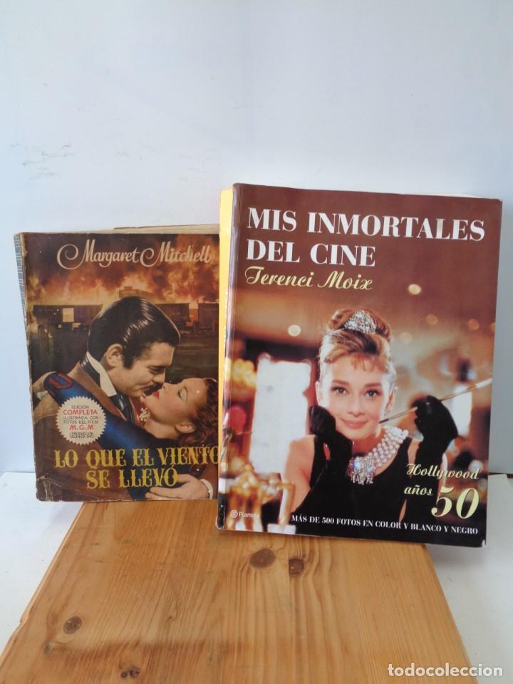 Cine: ¡¡ CINE: INMORTALES DEL CINE, HOLLYWOOD AÑO 50 Y LO QUE EL VIENTO SE LLEVO.!! - Foto 3 - 261934535