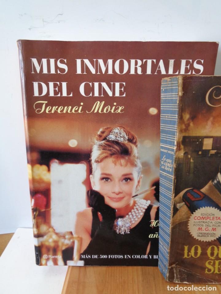 Cine: ¡¡ CINE: INMORTALES DEL CINE, HOLLYWOOD AÑO 50 Y LO QUE EL VIENTO SE LLEVO.!! - Foto 7 - 261934535