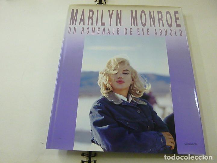MARILYN MONROE, UN HOMENAJE DE EVE ARNOLD.- N 10 (Cine - Varios)