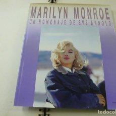 Cinema: MARILYN MONROE, UN HOMENAJE DE EVE ARNOLD.- N 10. Lote 262213820