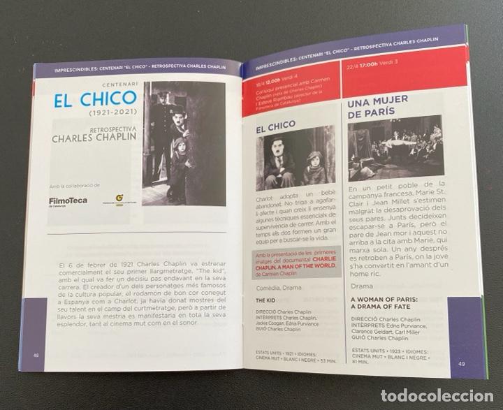 EL CHICO. CHARLES CHAPLIN. CATALÁN. (Cine - Varios)