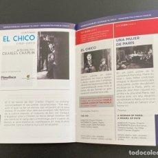 Cine: EL CHICO. CHARLES CHAPLIN. CATALÁN.. Lote 262910395