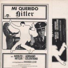 Cine: MI QUERIDO HITLER. Lote 263121900