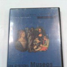 Cine: EL GRAN LOUVRE I. CD ROM. Lote 263186580