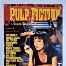 Cine: PÓSTER REPRODUCCIÓN CARTEL DE CINE PULP FICTION. Lote 263611975