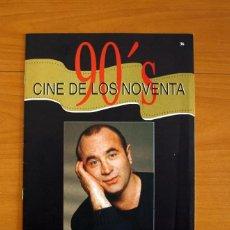 Cinéma: CINE DE LOS NOVENTA 90 - Nº 36 - BOB HOSKINS - EDITORIAL PLANETA DE AGOSTINI 1994. Lote 263924545