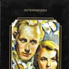 Cine: LIBRETO INTERMEZZO - GREGORY RATOFF. Lote 264732784