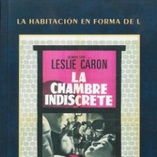 Cinema: LIBRETO LA HABITACIÓN EN FORMA DE L - BRYAN FORBES. Lote 264755574