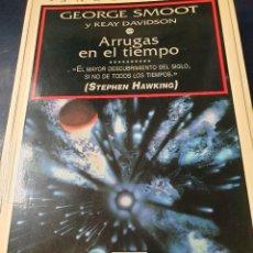 Cine: ARRUGAS EN EL TIEMPO GEORGE SMOOT. Lote 268444184