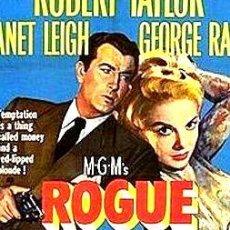 Cine: ROGUE COP ROBERT TAYLOR CINE NEGRO DVD. Lote 268528319