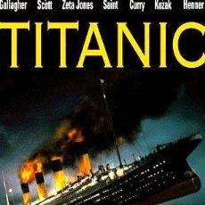 Cine: TITANIC GEORGE C SCOTT CATHERINE ZETA JONES1996 DVD. Lote 268565099