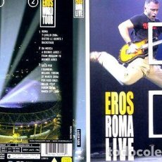 Cine: RAMAZZOTTI EROS ROMA LIVE DVD S. Lote 270456208