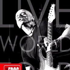 Cine: RAMAZZOTTI EROS LIVE WORLD TOUR 2009 2010 DVD S. Lote 270495828